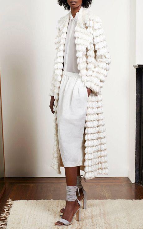Adam Lippes Spring/Summer 2015 Trunkshow Look 14 on Moda Operandi