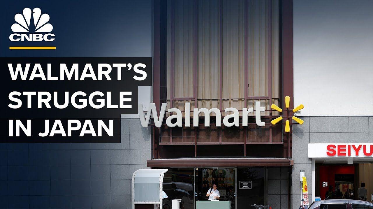 Why Walmart Is Failing In Japan Walmart Japan Japan News