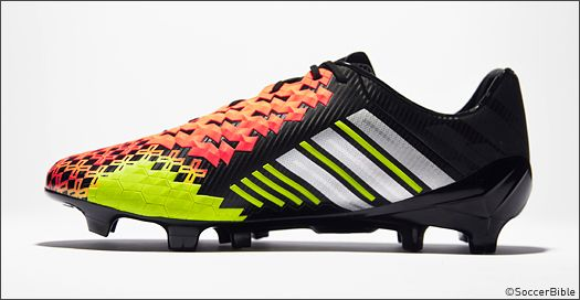 reputable site 5a4ac 597b2 adidas Predator LZ SL Football Boots - Black Silver Infrared - Football  Boots