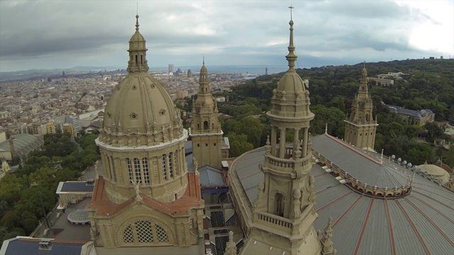 We are proud to introduce this short video with a collection of aerial images filmed in Barcelona with a little drone. This video shows the magnificence of the buildings in Barcelona captured from a different point of view and offers the opportunity to see hidden details of Catalan architecture.   We are sure you'll enjoy! Please watch in HD!   Music: Lady Labyrinth (Rework) - Ludovico Einaudi  You can see more videos at www.pumbaproduccions.com
