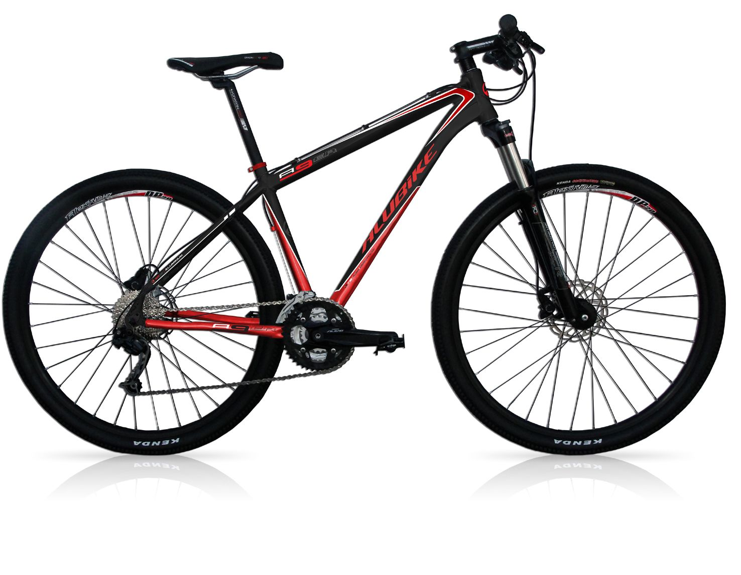Alubike A9ER Bicicleta MTB https://www.facebook.com/Alubike | BTT ...