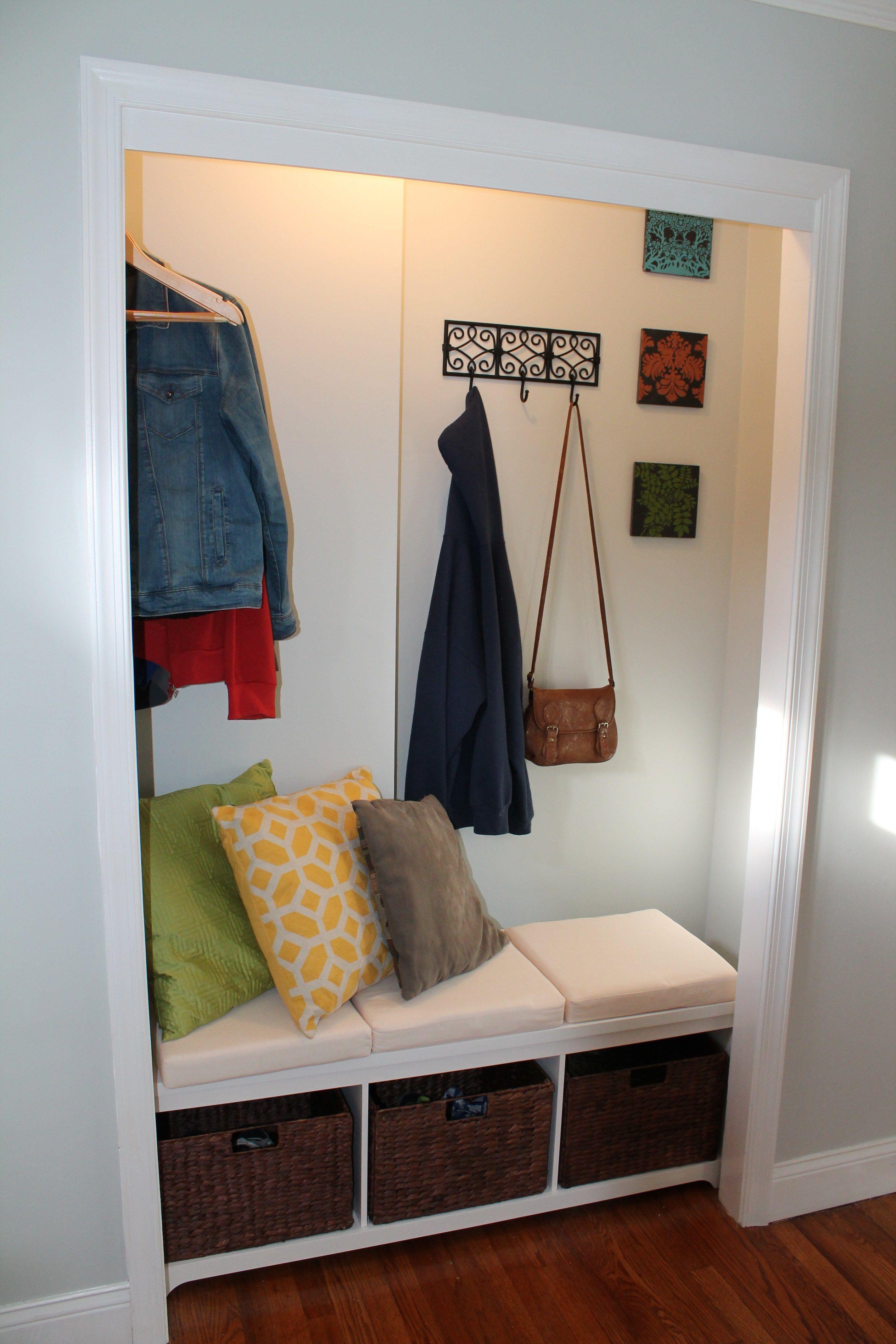 Entryway Closet Design   Fresh Entryway Closet Design, Pleasant Entryway  Closet Ideas