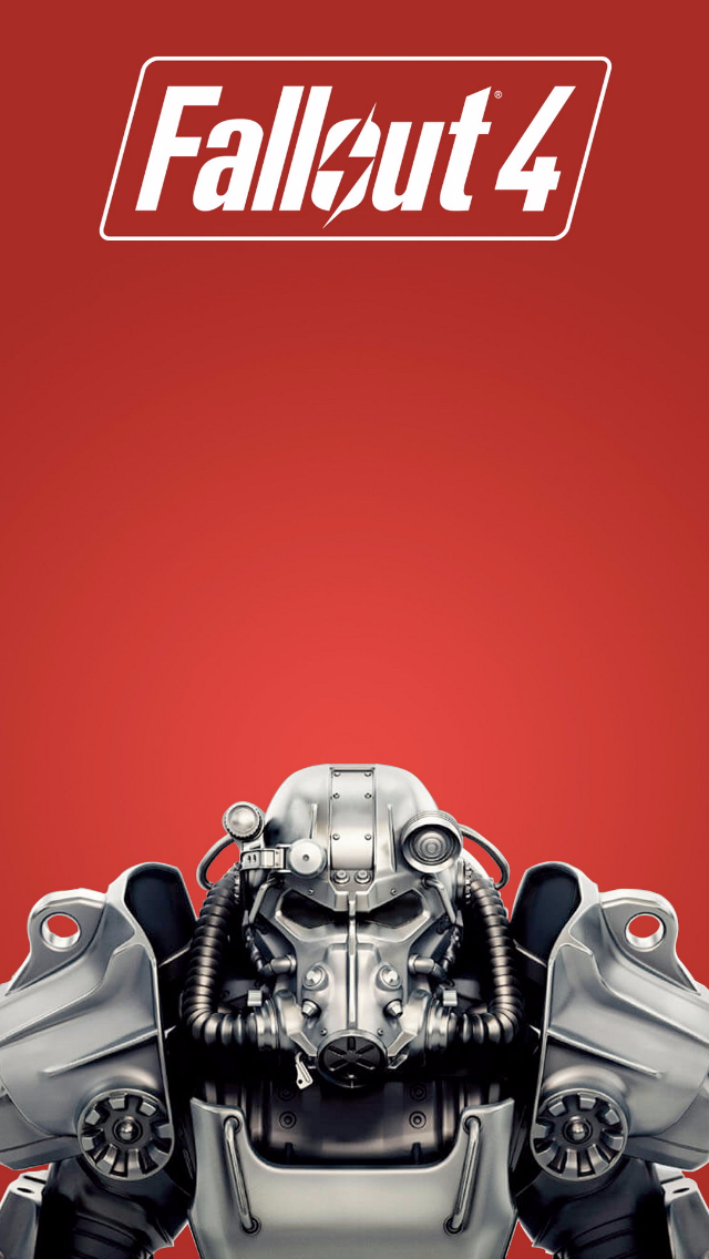 Pin by mobile wallpapers on iphone 5 wallpapers pinterest customize your iphone 5 with this high definition fallout 4 red wallpaper from hd phone wallpapers voltagebd Images