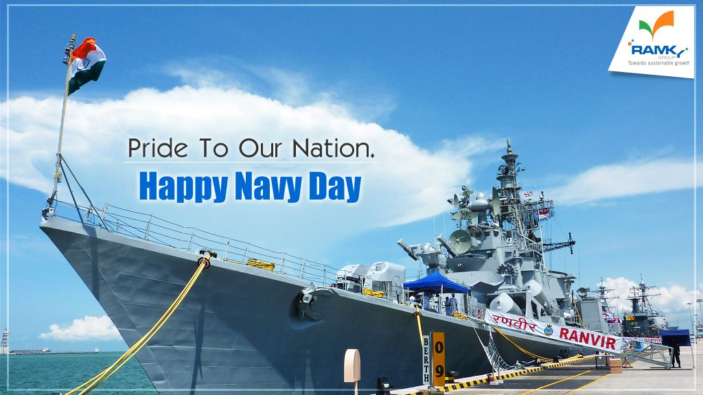 It S Time To Salute And Honor The Greatness Of Our Indian Navy Ramky Estates Farms Ltd Wishes The Brave Heart Navy Wallpaper Us Navy Wallpaper Indian Navy