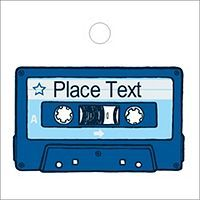 Cassette Tape Template from i.pinimg.com