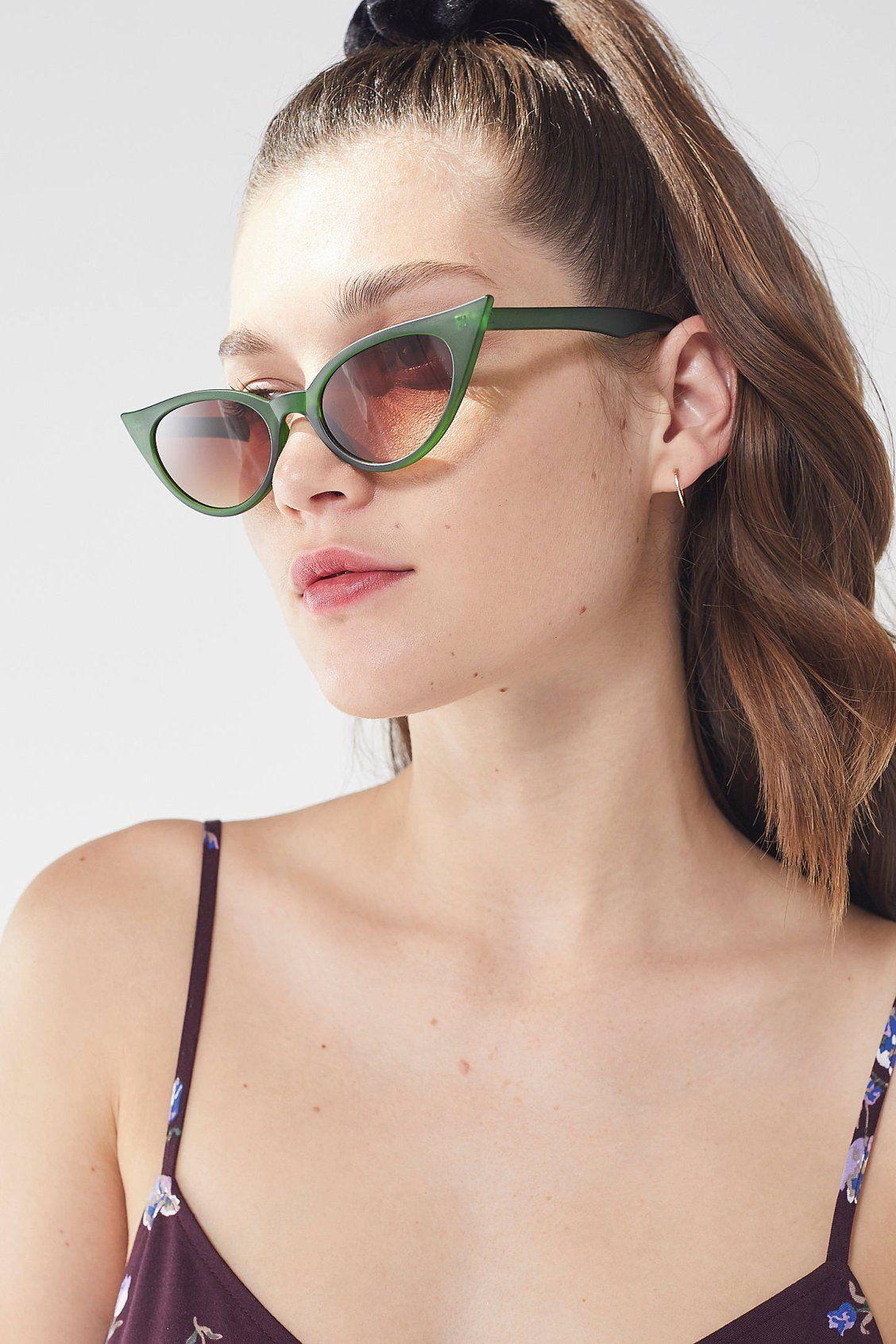 6e54fea2ea8 Jeepers Peepers Cat-Eye Sunglasses in 2019