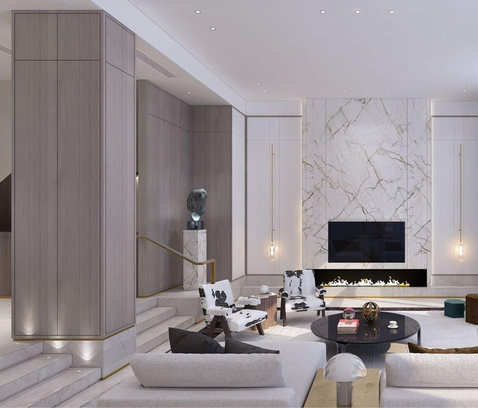 46 Rustic Posh Living Room Design Ideas For Luxurious