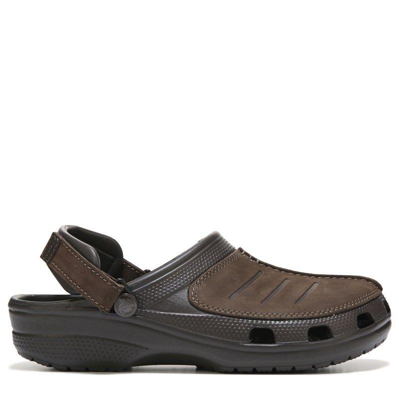 a633d9be3 Crocs Men s Yukon Mesa Clog Shoes (Espresso Espresso) - 13.0 M