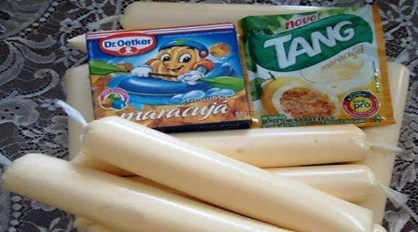 O Chup-Chup de Mousse de Maracujá é fácil de fazer e fica delicioso. Faça e tenha sempre na geladeira para matar aquela vontade de comer um docinho! Veja T