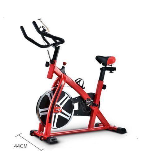 Stationary exercise bike cardio fitness gym cycling machine