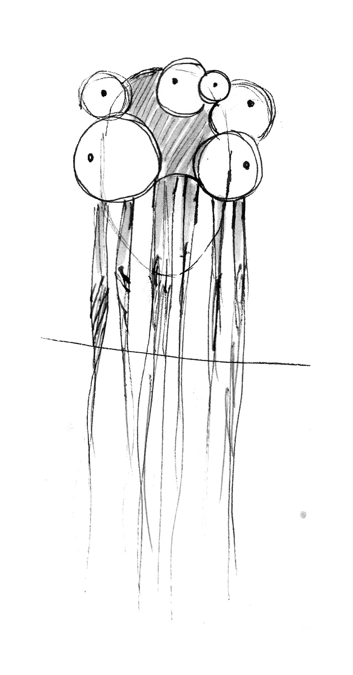 Freaks, weird fashion mask by Marion Parfait. (drawing).  http://cargocollective.com/marionparfait https://www.facebook.com/marion.parfait.1?refid=17&_ft_=app_id.2309869772 http://issuu.com/marionparfait