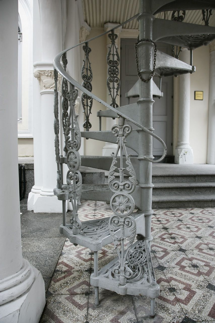 Best Spiral White Wrought Iron Staircase Spiral Staircase Spiral Stairs Stairs Design 640 x 480