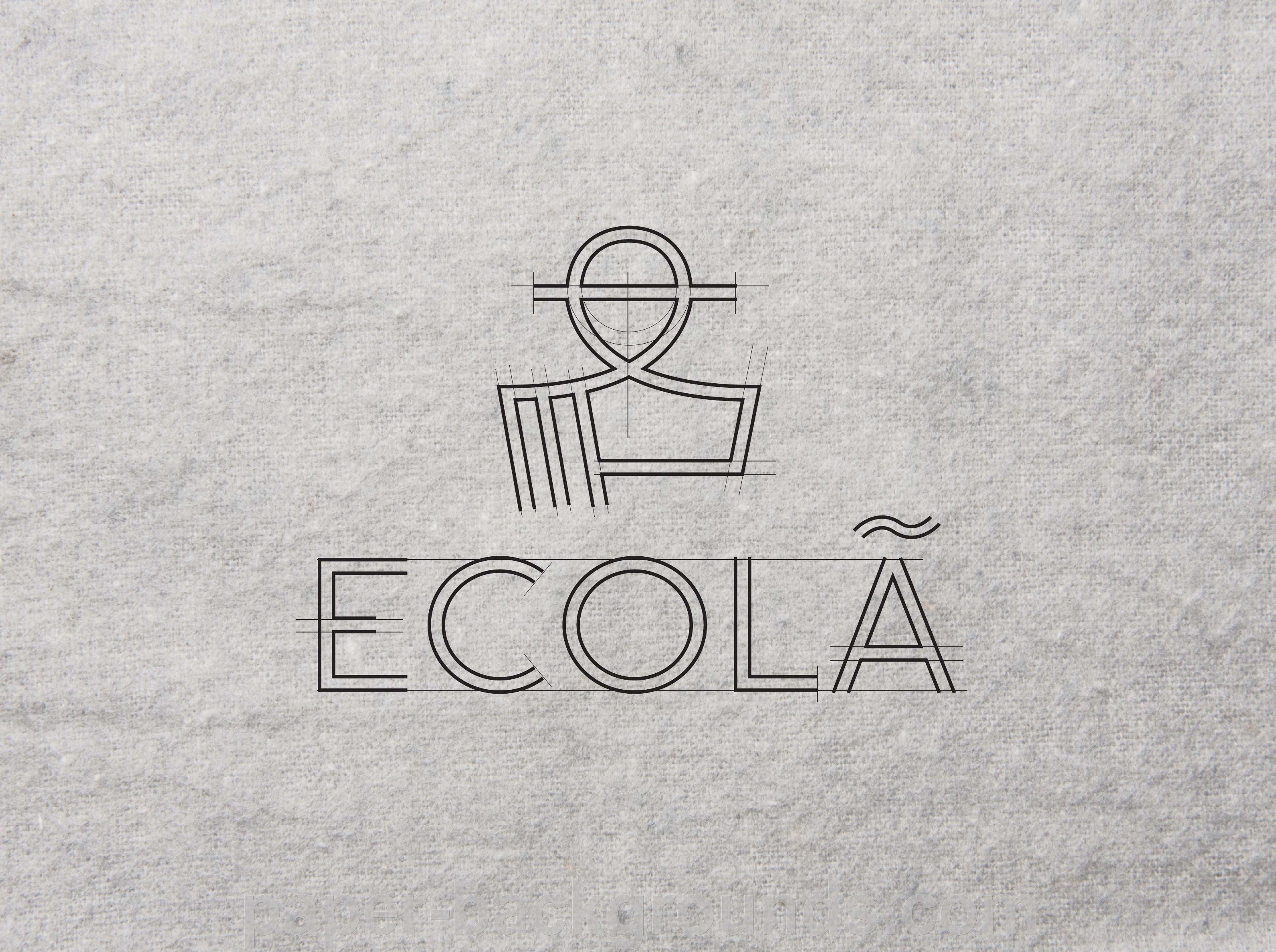 """Confira este projeto do @Behance: """"ECOLÃ Wool Experts"""" https://www.behance.net/gallery/44638803/ECOLA-Wool-Experts"""