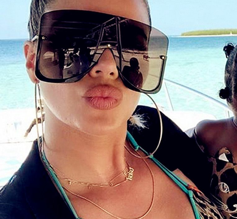 Kamogelo Mafokwane - Retro Super Future Sunglasses, Zara