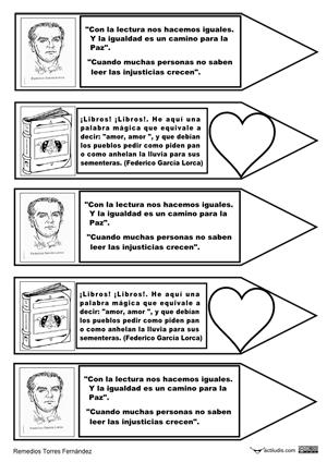 LAPICERO MÁGICO: Federico García Lorca para niños y niñas