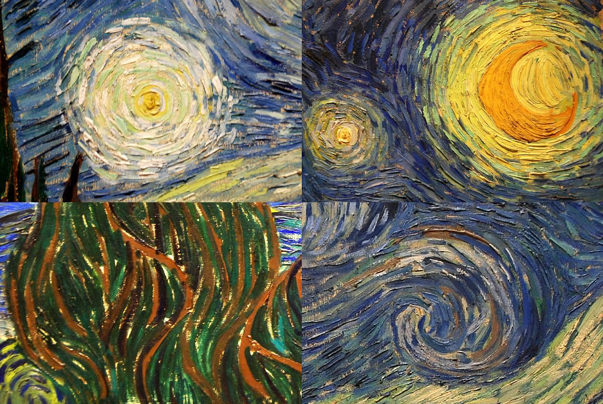 starry night essay van gogh roosegaarde starry night bike path  best images about starry night project mosaic 17 best images about starry night project mosaic wall