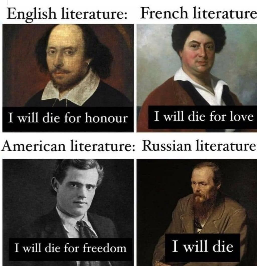 Pin By S M On A Few Of My Favorite Things Russian Literature English Literature Literature