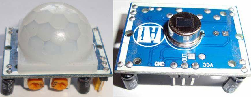 PIR Sensor | Electronics Components | Pinterest