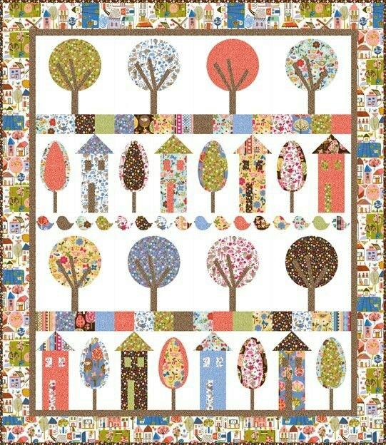 Beautiful! And a free pattern.
