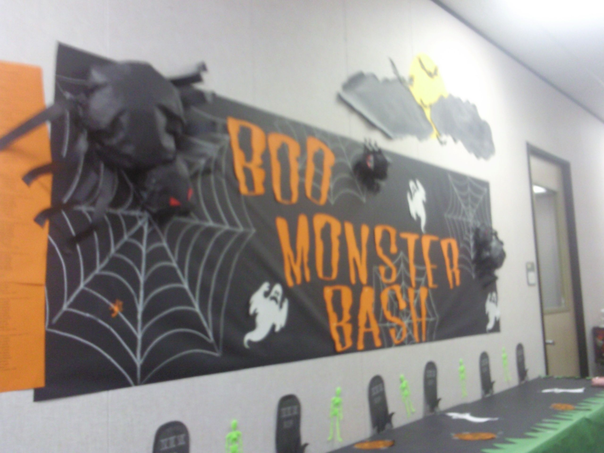 Office Halloween Party Themes