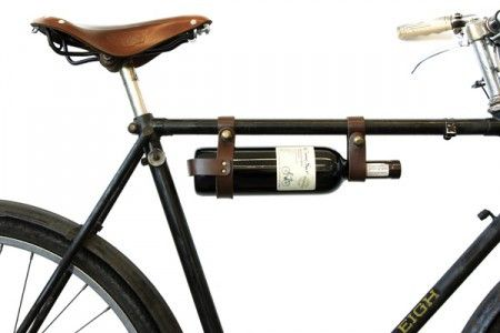 This May Be The Best Bike Accessory I Ve Ever Seen Wine Rack