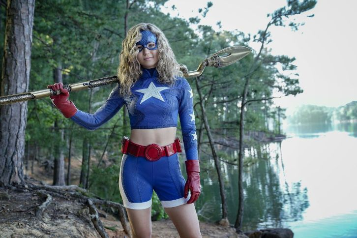 Pin by Ian Guedes on Random | Dc stargirl, Dc tv series