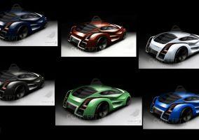 Concept Car Sketch @conceptr