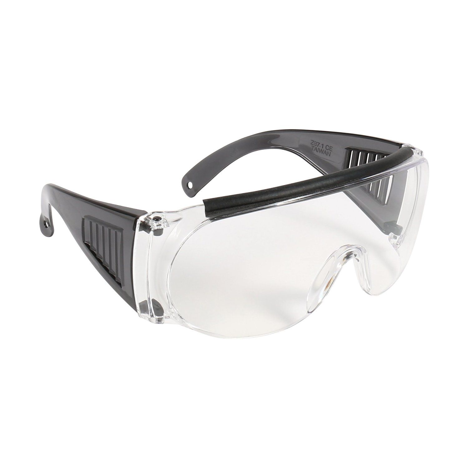 Allen over shooting safety glasses for use