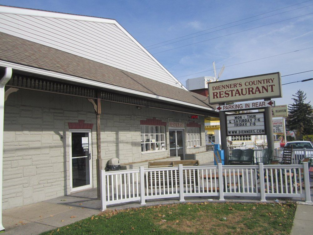 Dienner's Country Restaurant - One of THE best places to ...