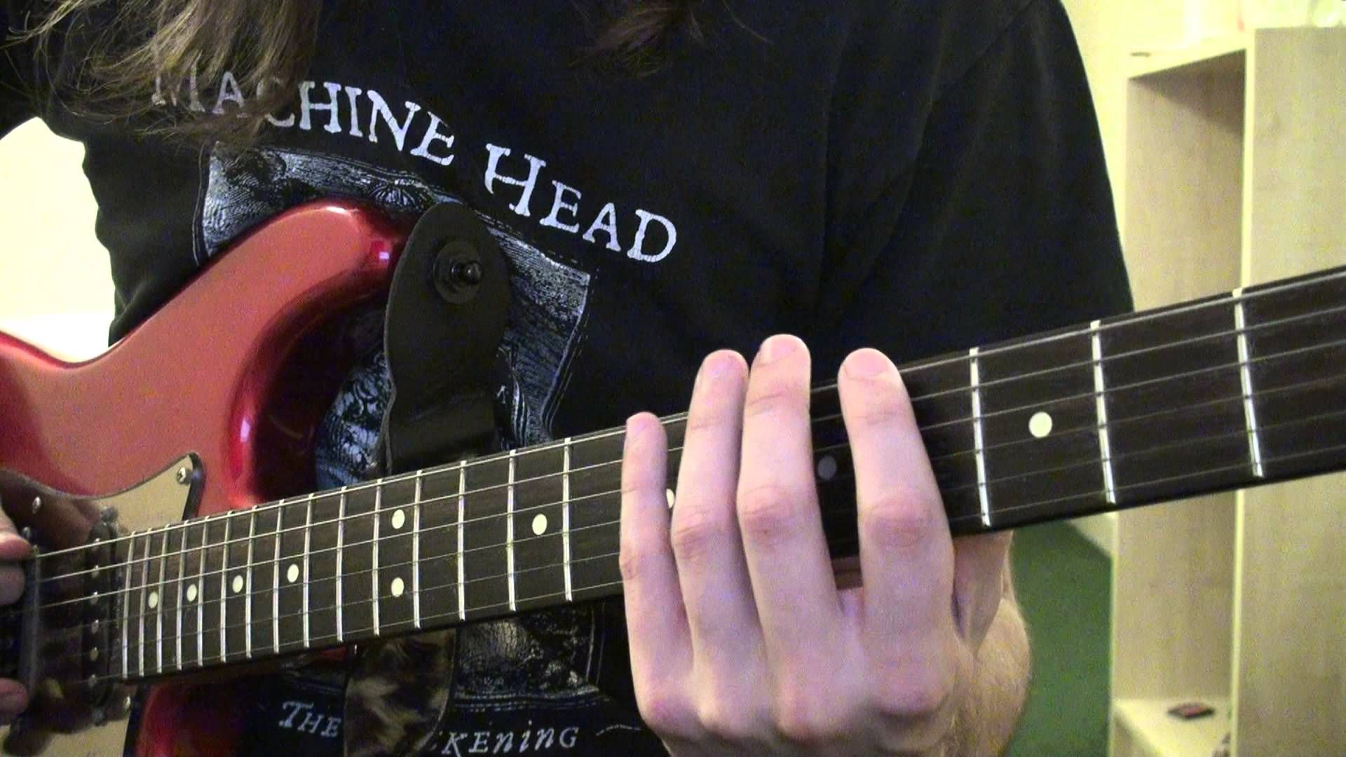 How To Play Every Major And Minor Scale All Over The