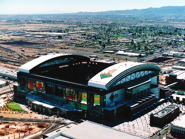 Pin By Analily On Goals Arizona City Chase Field Arizona Travel