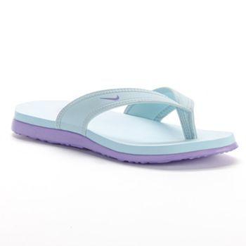 Nike flip flops, Womens flip flops