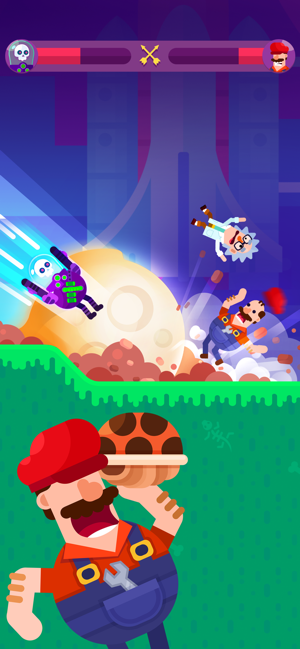 Bowmasters Multiplayer Game on the App Store in 2020