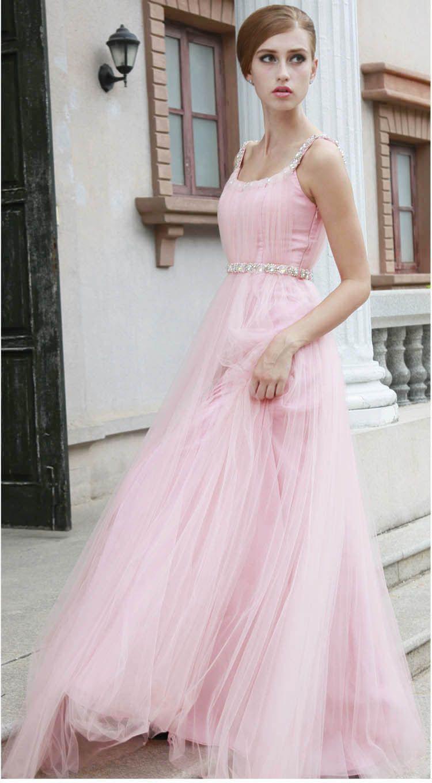 Unique Wedding Dresses Non White Bridal Gown Light Pink My - Light Pink Wedding Dresses