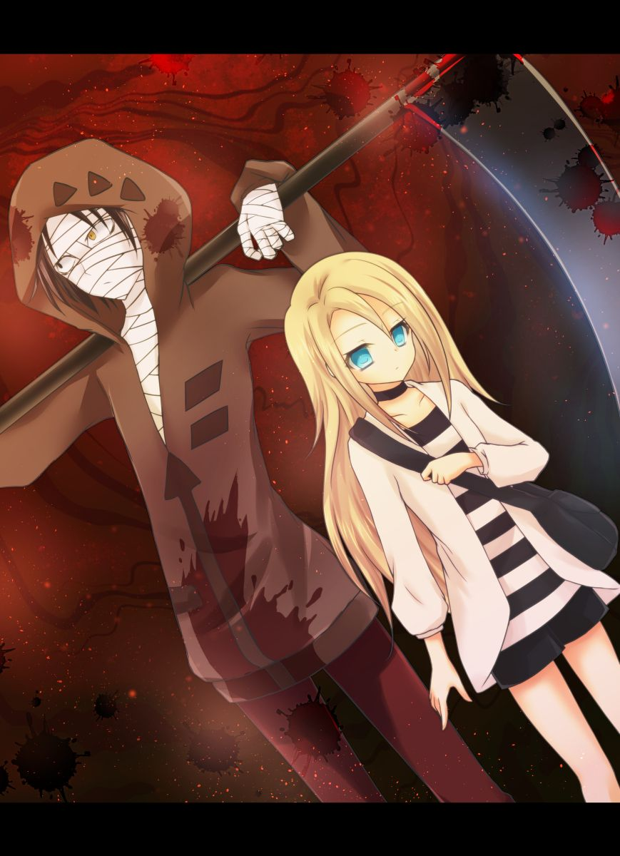 Game Manga Angel Of Slaughter Angel Of Death