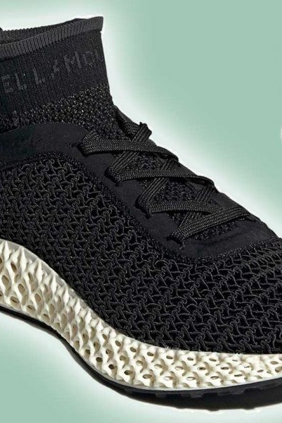 Adidas And Stella Mccartney Just Launched Vegan 3d Printed Shoes