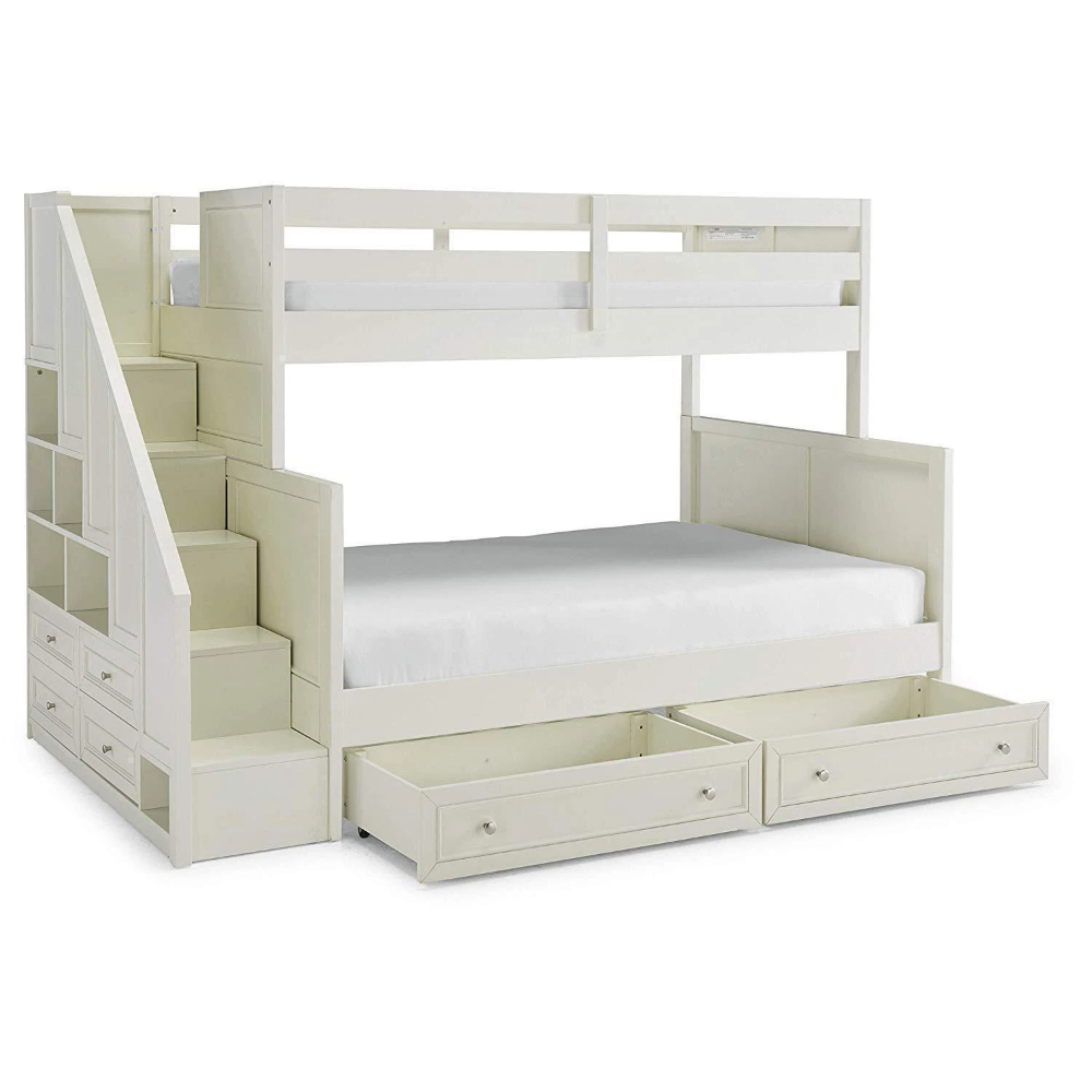 Full Bunk Bed New Year Discount In 2020 Bunk Bed Steps Bunk