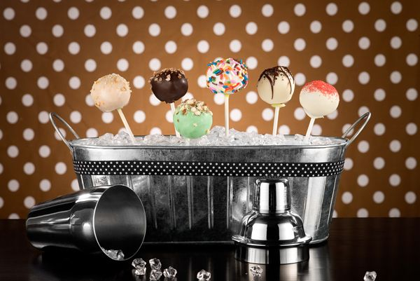 Alcohol infused cake pops... how can you go wrong?  Drunken Cake Pops, Inc.