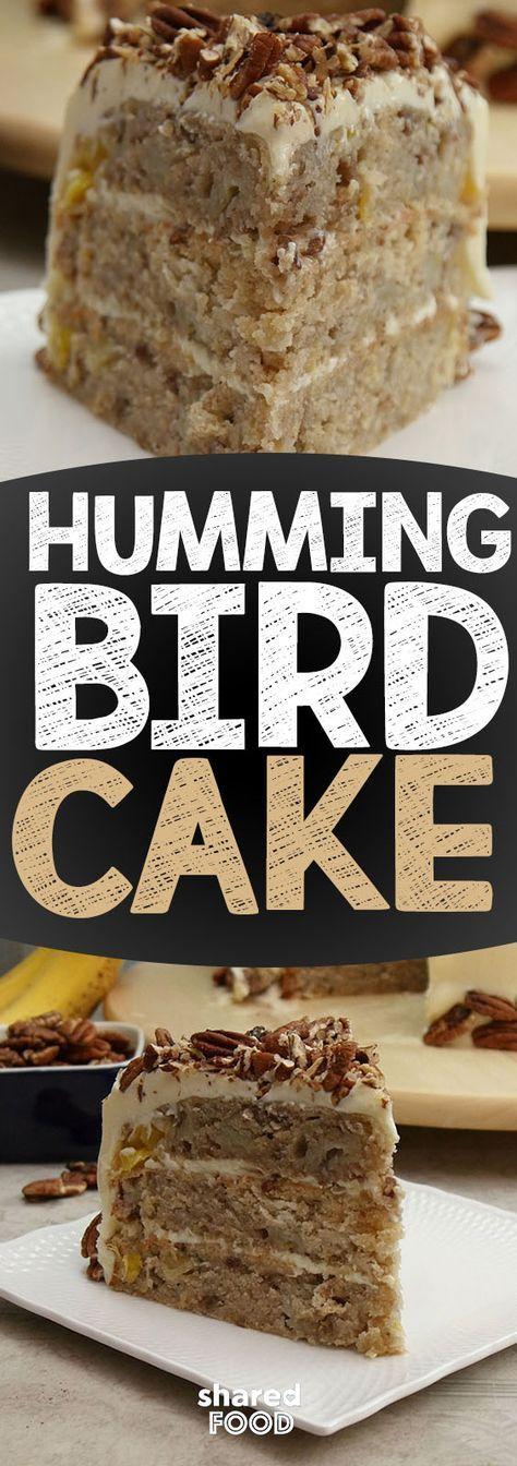 212 Recipe Yummy Delicious Banana Bread: Hummingbird Cake Is A Deliciously Decadent Treat