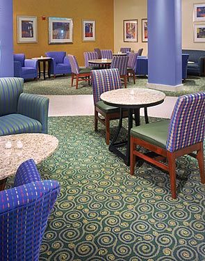 Interiors Discordant Color