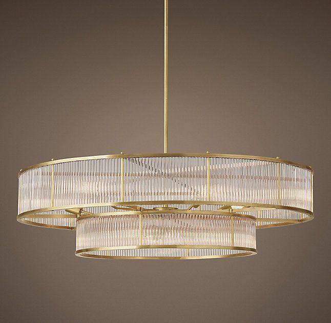 Crystal Chandelier Ceiling Light Fitting Lamp Lighting Chrome MO20//Ball