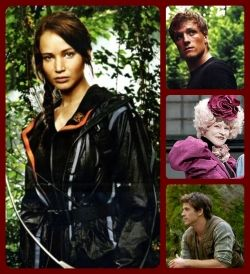 Hunger Games News: The movie is now out on DVD!    You love the Hunger Games, maybe you're even a little obsessed. You read the books, love the...