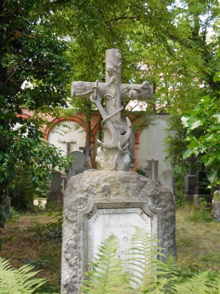 Alter Südlicher Friedhof München Germany