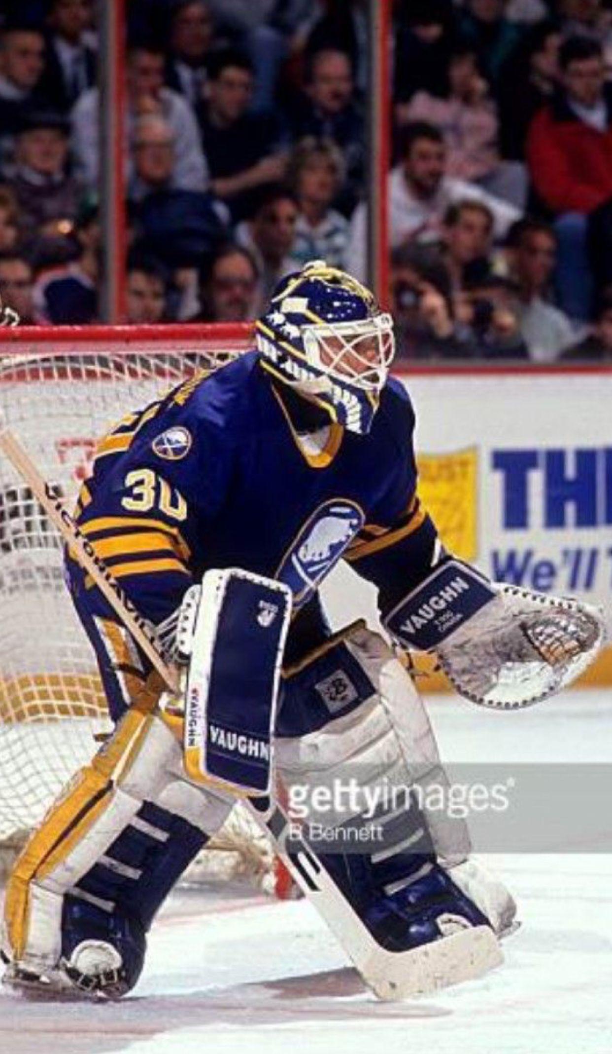 Clint Malarchuk 1988 92 4 Nhl Goalies Nhl