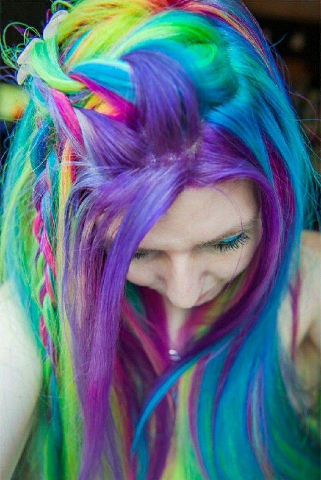 Image gallery mermaid hair -  Raimbowhair Greenhair Violethair Bluehair Yellowhair Pinkhair Purplehair Mermaidhair