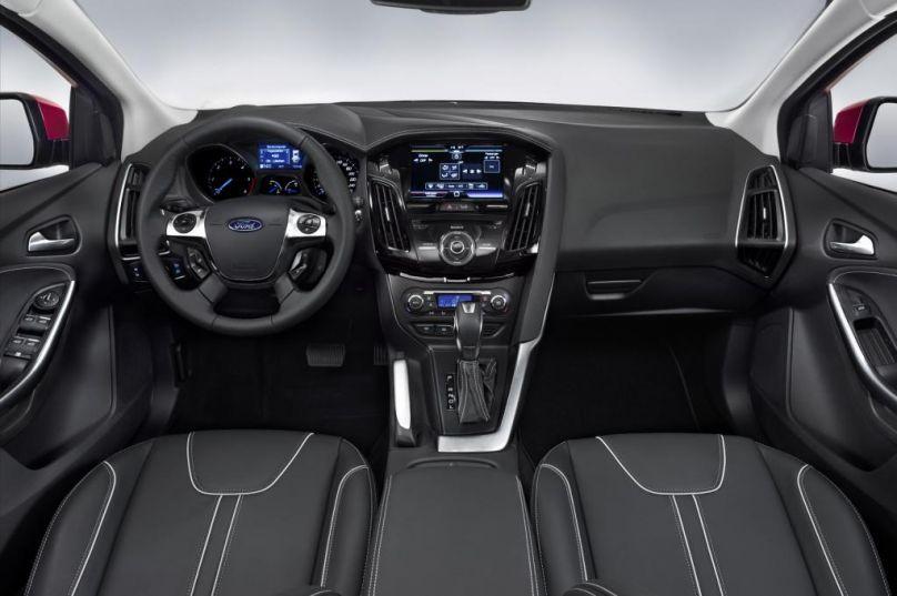 2013 Ford Focus Titanium With Images Ford Focus Sedan Ford