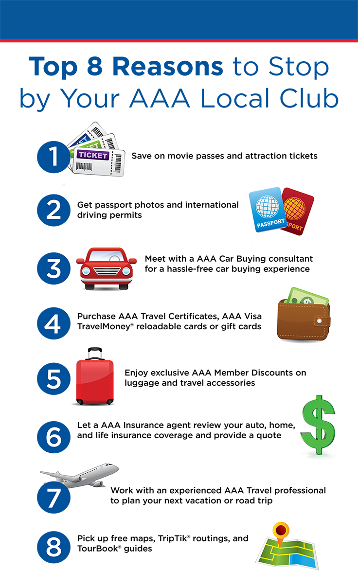 Top 8 Reasons To Stop By Your Local Aaa Discounts On Movie And