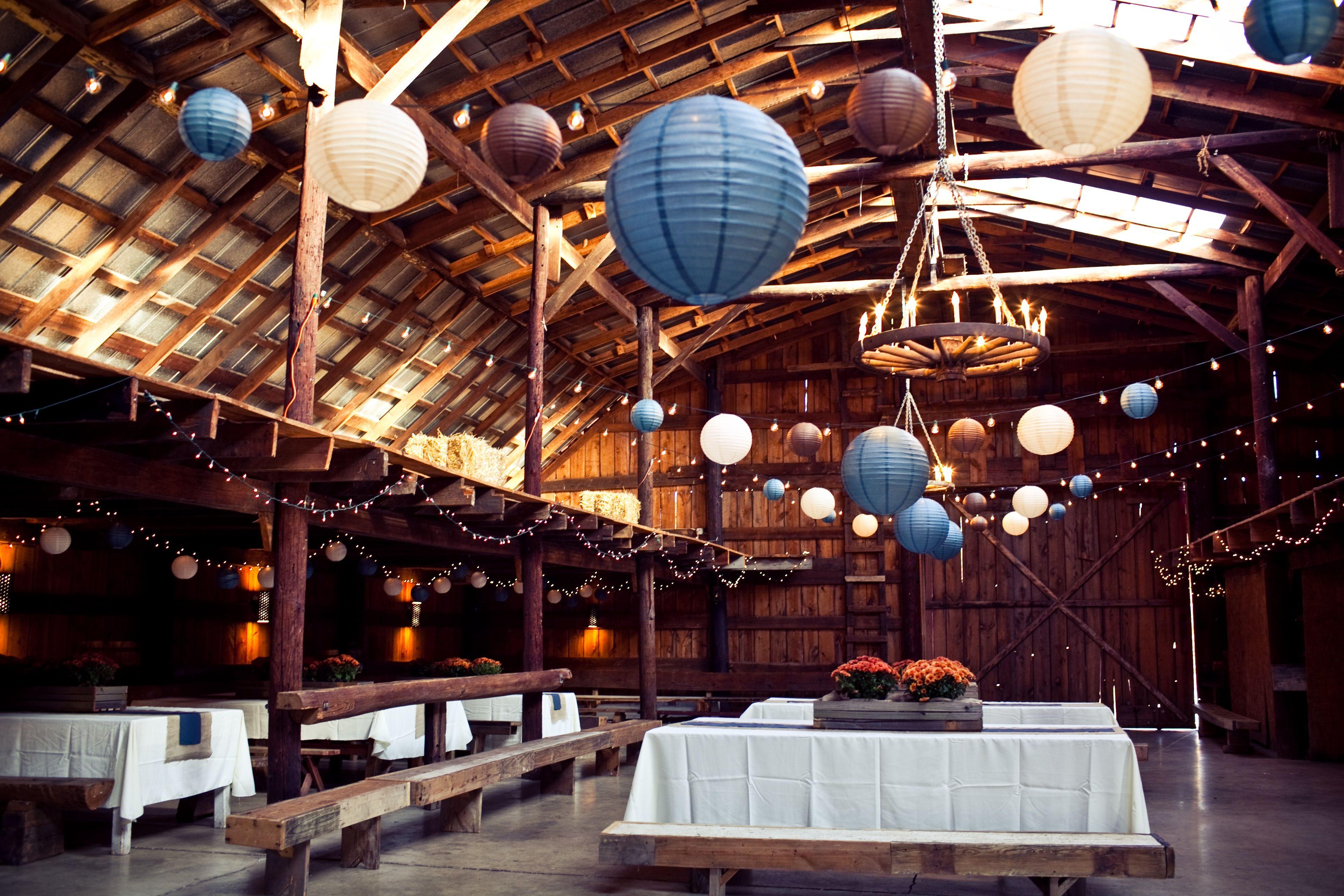 Rustic South Carolina Barn Wedding