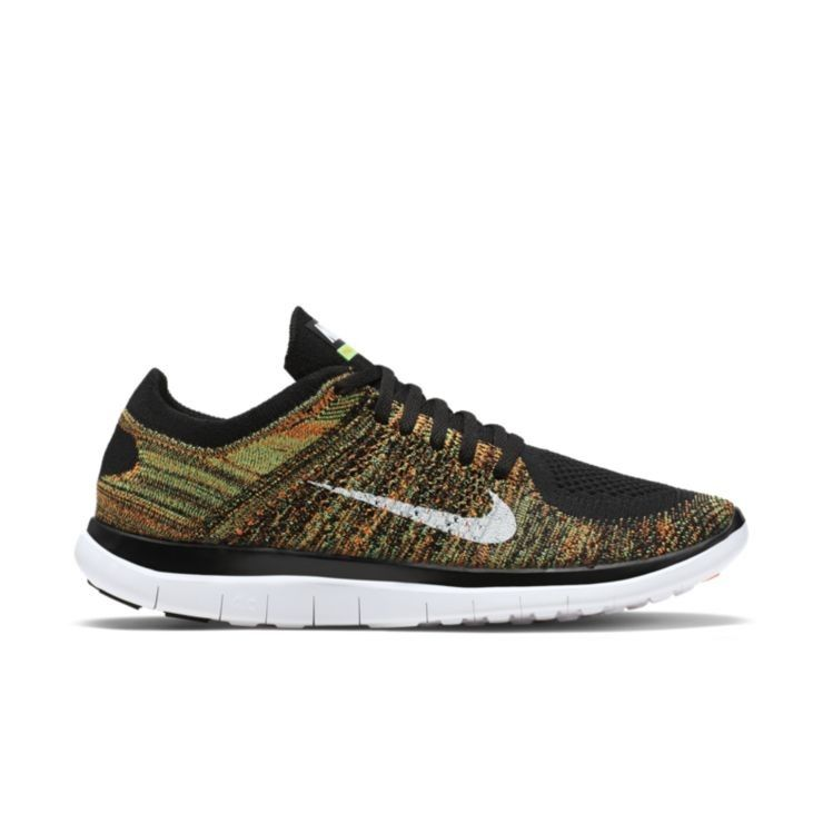 Nike Free 4.0 Flyknit - EXCEPTIONAL NATURAL FLEXIBILITY More flexible than  the 5.0 and more cushioned