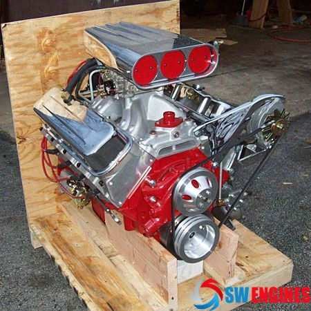 SWEngines Chevrolet